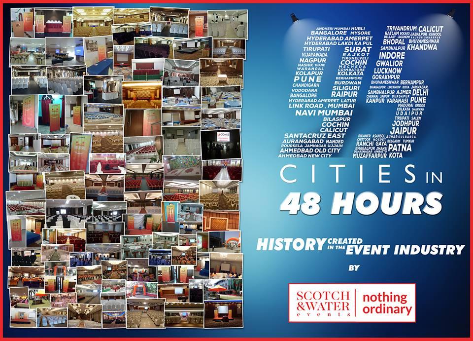 100 CITIES CAPABILITY