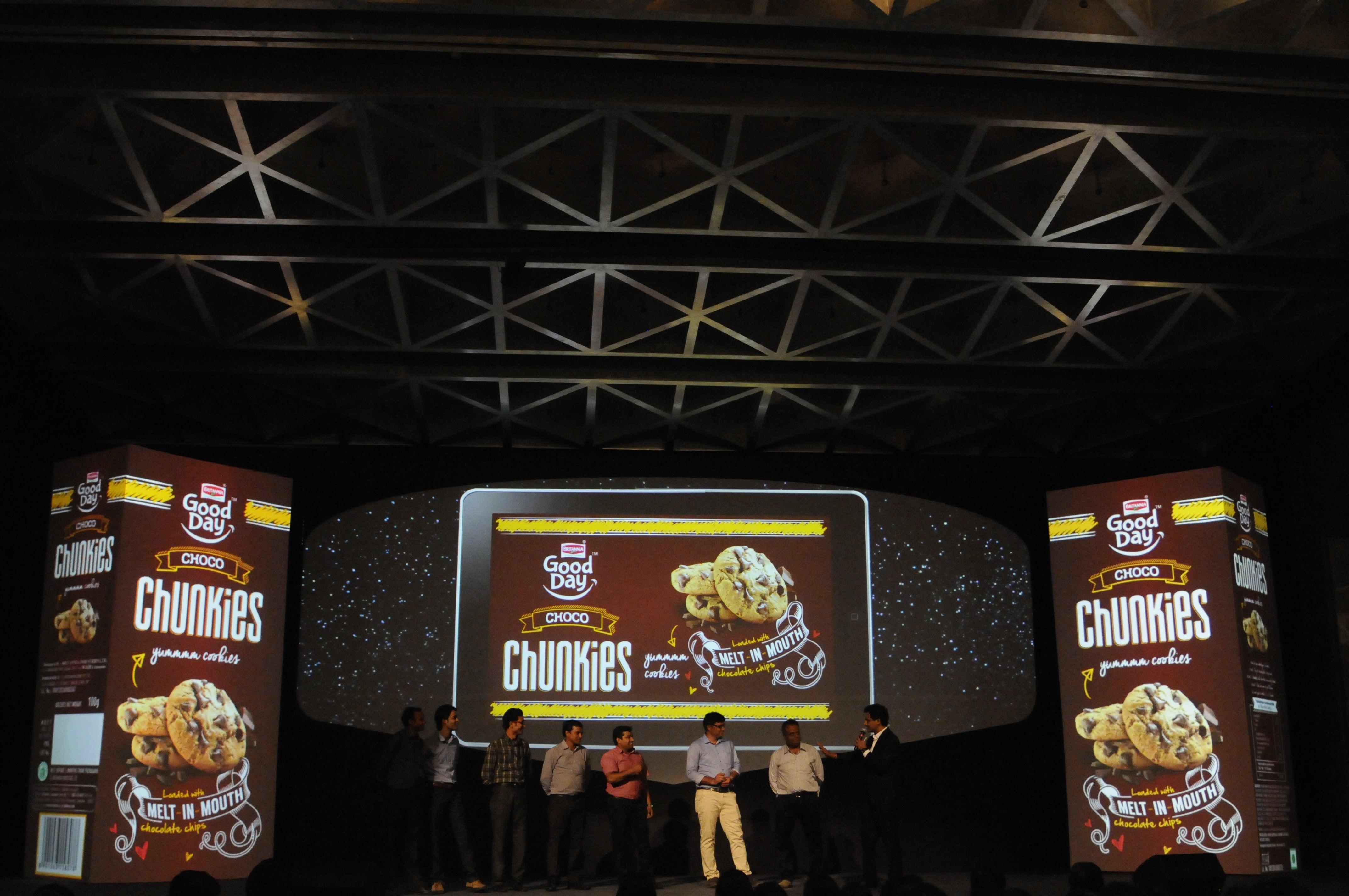chunkies product launch-min